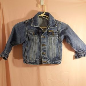 Levi Strauss Blue Jean Trucker Jacket 3T